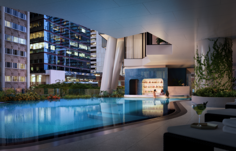 The Westin Brisbane Hotel Opens Its Doors Featuring Brisbane S
