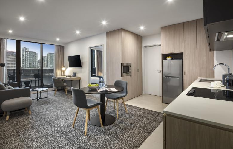 Largest Quest Apartment Hotel Opens In Melbourne S Docklands The