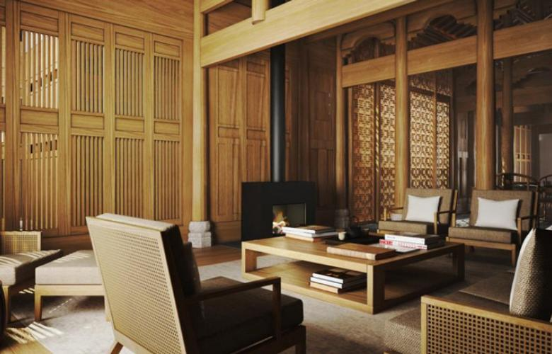 Shanghai resort created from historic houses The Hotel Conversation