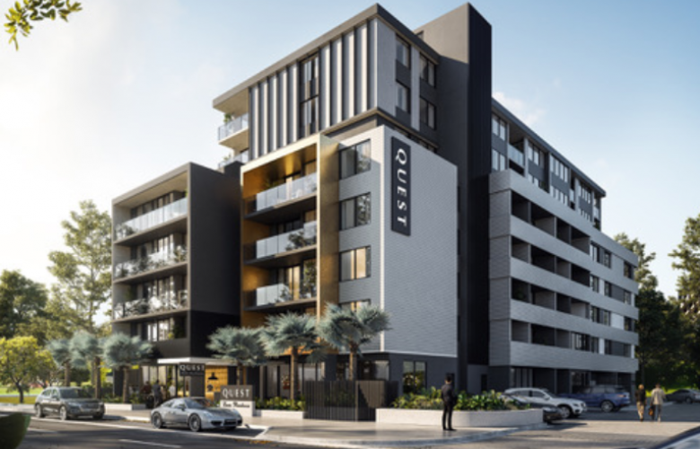 Quest starts construction of first Gold Coast Apartment ...