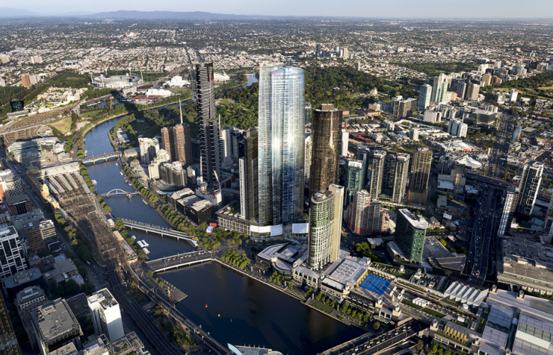 One Queensbridge Schiavello And Crown Resorts New