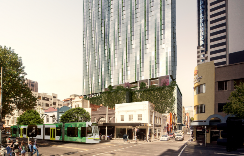 IHG launches 'voco Melbourne Central' hotel to be part of