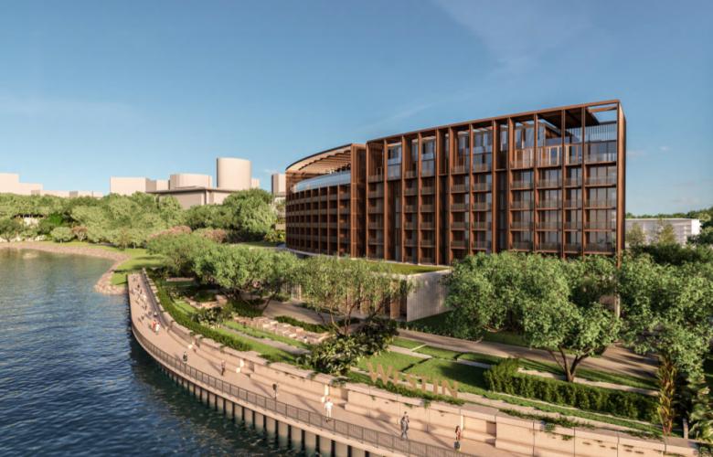 Construction of the new $200 million Westin Darwin hotel will begin