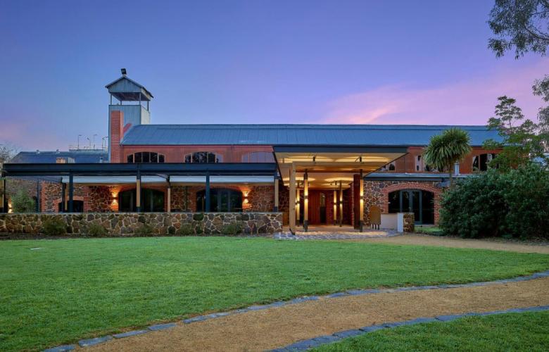 McLaren Vale Winery Wirra Wirra New Hotel Development