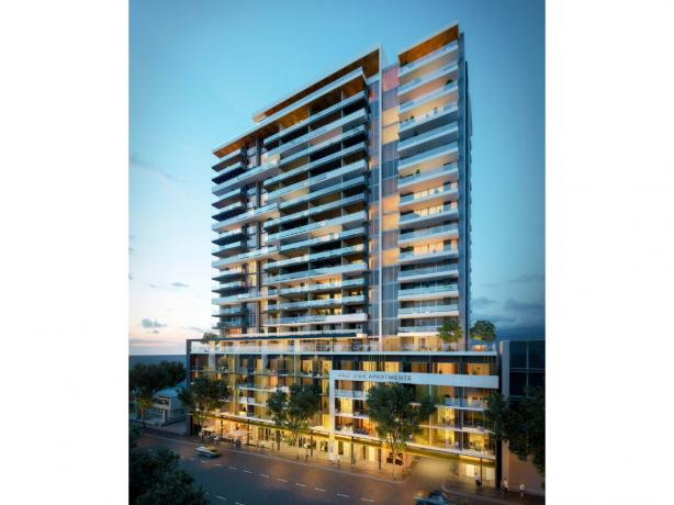 Perthu0027s Sebel Aire Apartment Hotel Opening In June.